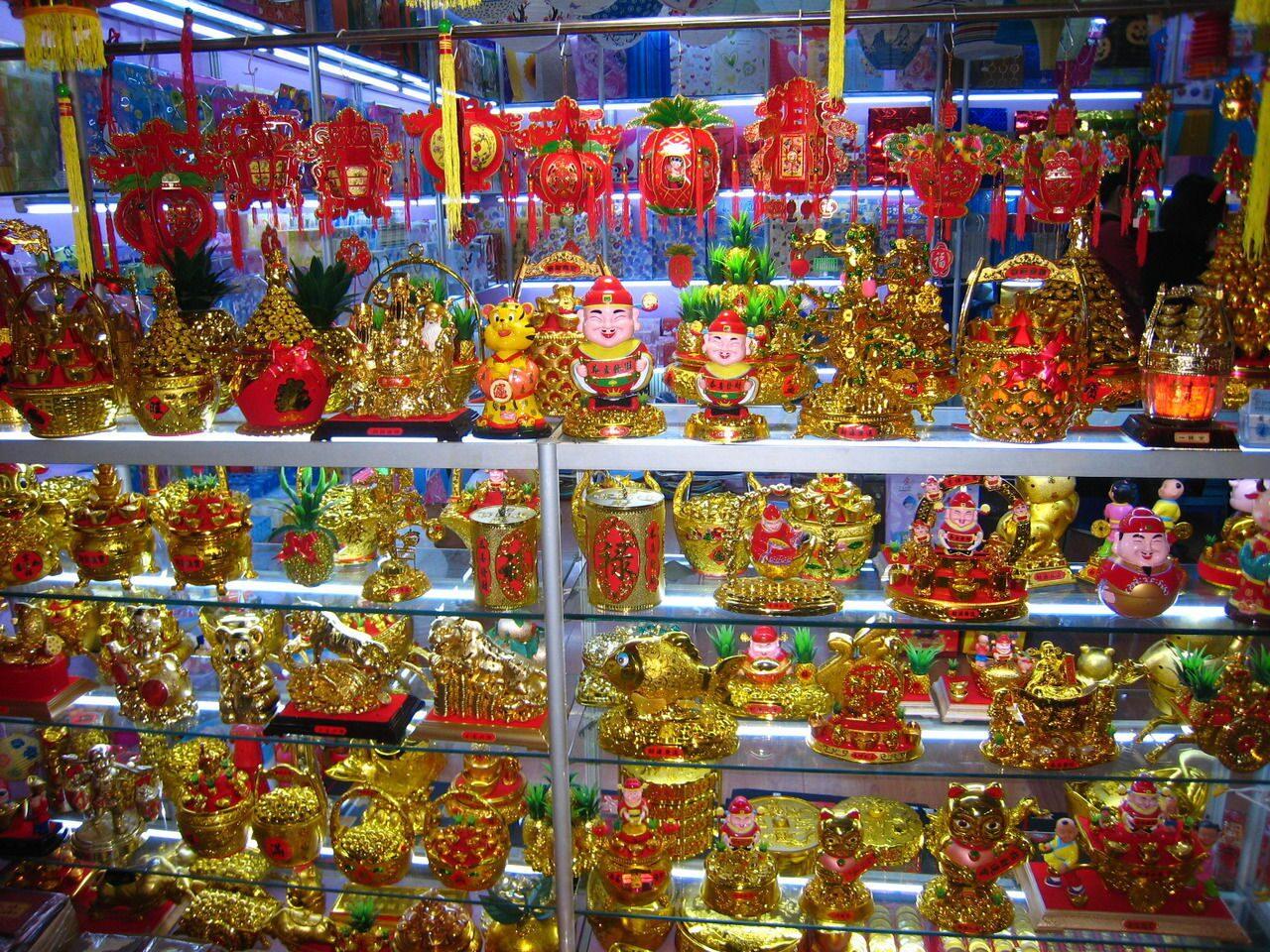 Китай что привезти в подарок